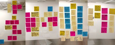 Affinity Mapping Round 2