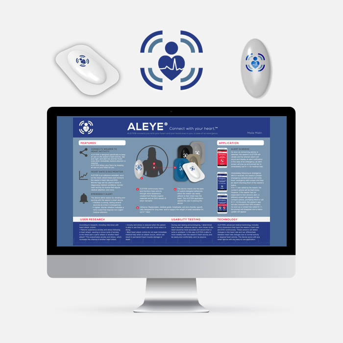 ALEYE Conceptual Wearable – IxDA Awards Shortlist
