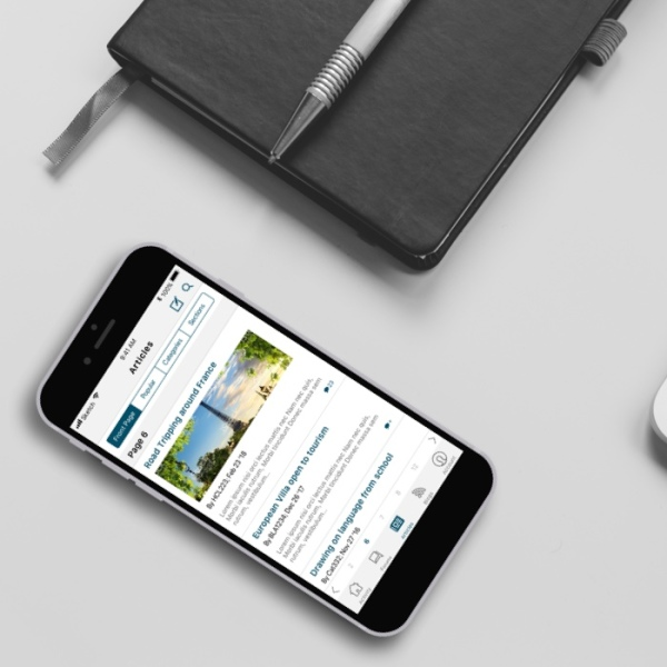 mobile app design – maile malin